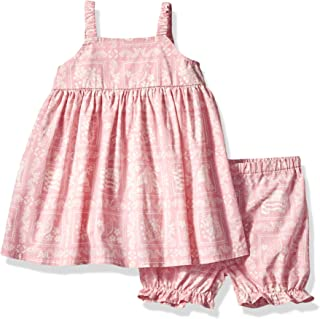 Baby Girls' Dress and Bloomers Set