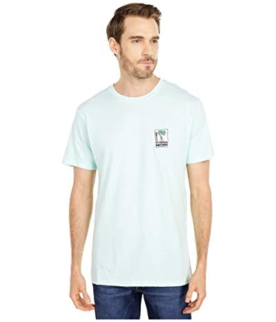 Vans Matchbook Short Sleeve Tee (Bay) Men