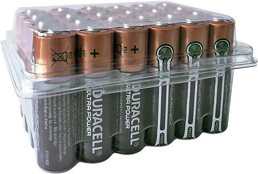 Duracell Ultra Power Batterie Mn1500 Lr6 Mignon Aa Elektronik