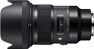 SIGMA 50mm F1.4 DG HSM   Art A014 SONY Eマウント用 フルサイズ対応 ミラーレス専用