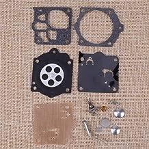 13pcs/pack Carburetor Carb Diaphragm Repair Rebuild Kit WJ-71 Metal Fit For Husqvarna 394 394EPA 394XP Chainsaw