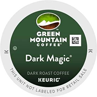 Green Mountain Coffee, Dark Magic (Extra Bold), 72-Count K-Cups for Keurig Brewers