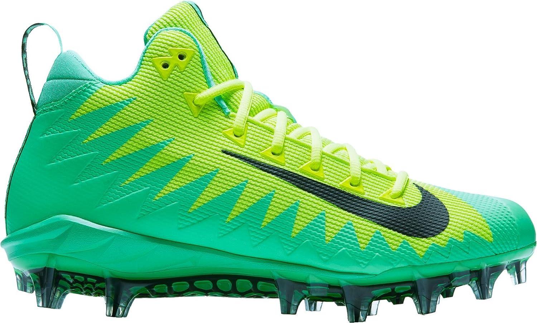 Nike Alpha Menace Pro Mid Men's Football Cleats 8.5 US