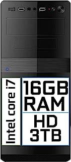 Computador Intel Core i7 16GB HD 3TB EasyPC Go