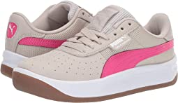 Silver Gray/Fuchsia Purple/Puma White