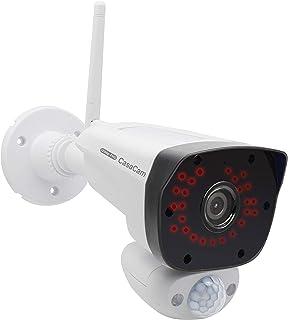 CasaCam VC2000 Additional Night Vision 1296P FHD (3MP) Camera for VS2004, VS2072, VS2104, AC Powered
