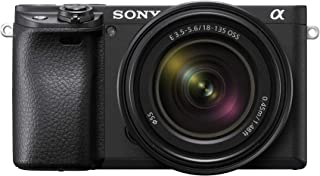 Sony Alpha ILCE-6400M 24.2MP Mirrorless Camera (Black) with 18-135mm Power Zoom Lens (APS-C Sensor, Real-Time Eye Auto Foc...