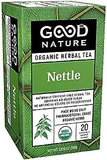 Good Nature Organic Nettle Tea, 1.058 Ounce