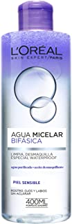 L'Oreal Paris Dermo Expertise Agua Micelar Bifásica Piel Sensible de L'Oréal Paris - 1 Unidad