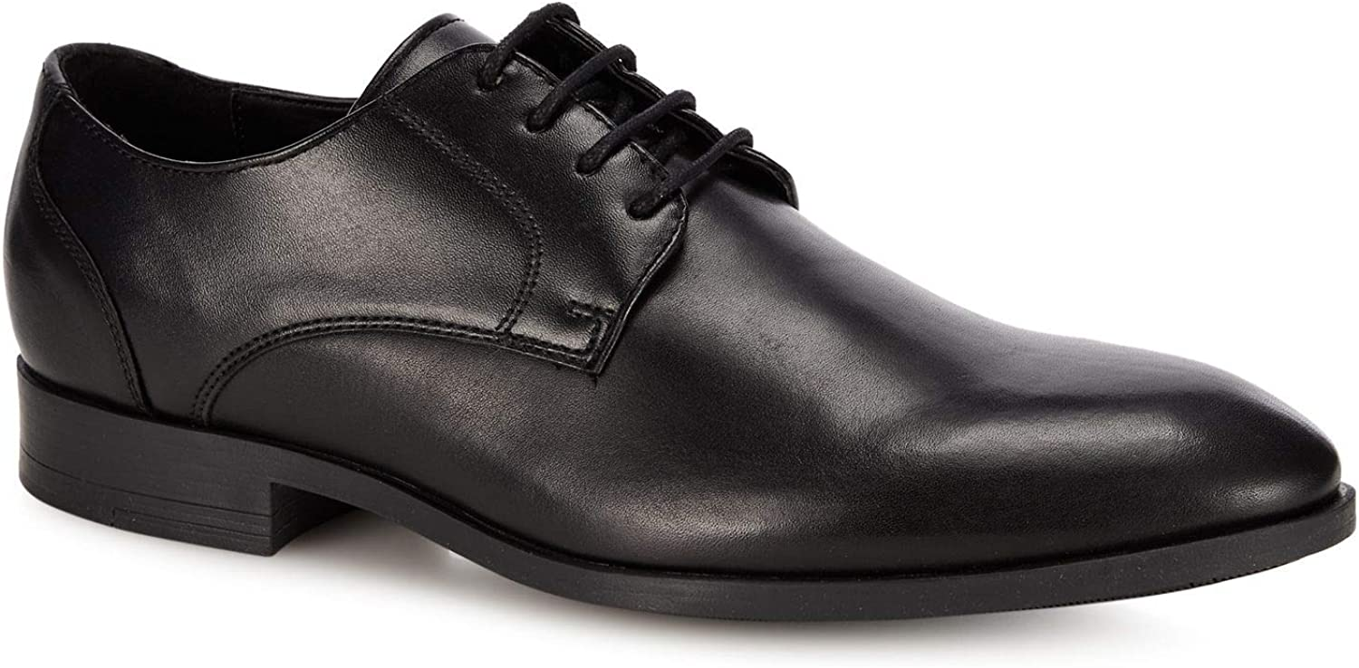 Red Herring Men Black 'Tegs' Lace Up shoes