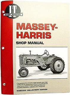New Massey Harris Tractor I & T Shop Manual 33 44 Special 55 555 Colt (21) +