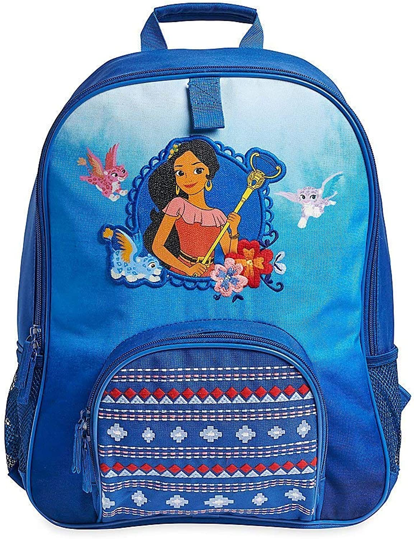 Disney Elena of Avalor Backpack for Kids  bluee