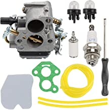 Wellsking 545072601 Carburetor for Husqvarna 235 235E 236 236E 240 240E Chainsaw Jonsered CS2234 CS2238 CS2234S CS2238S Replace # 574719402 with Tune Up Kits