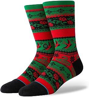 Stance Stocking Stuffer Crew Socks - Green