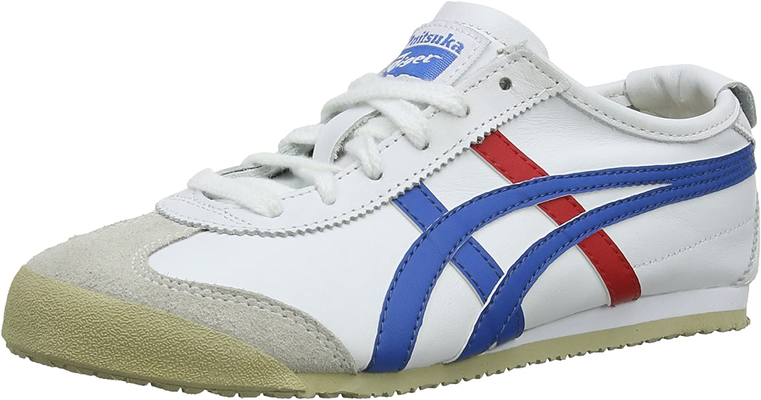 ASICS Unisex Adults' Mexico 66 Low-Top Sneakers