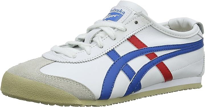 Scarpe onistuka tiger mexico 66, sneakers uomo DL408-0146-4