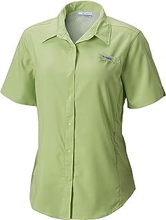 Columbia Women's Tamiami II Short Sleeve Shirt, UPF 40...