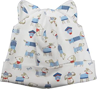 Kissy Kissy Baby-Girls Infant What A Hoot Print Hat