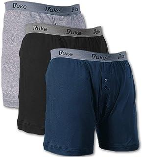 Duke London Big King Size KS2005 Driver Mens 3 PK Boxer Shorts