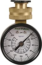 Rain Bird P2A Water Pressure Test Gauge, 3/4