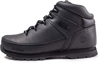 Timberland Youth Euro Sprint Leather Boots