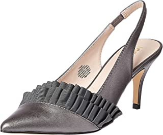 Nine West Knowingly Casual Sandals For Women, 39 EU Grey