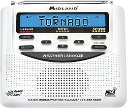 handheld noaa weather radio