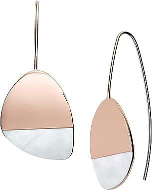 Skagen Boucles d'oreilles pour femme acier inoxydable taille unique 87925501