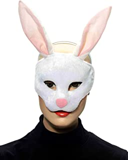 Plush Bunny Mask - Child Std.
