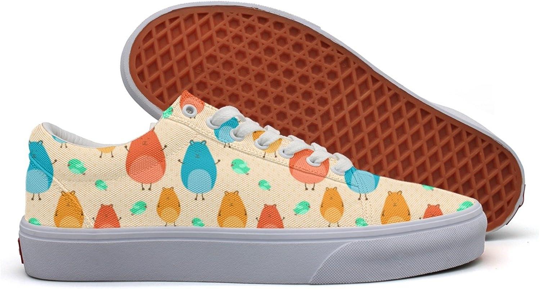 Dwarf Hamster Stuffed Animal Women's Casual shoes Footwear Slip News Vegan