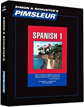 Pimsleur Spanish Level 1 CD: Learn to Speak and Understand Latin American Spanish with Pimsleur Language Programs (1) (Comprehensive) (English and Spanish Edition)