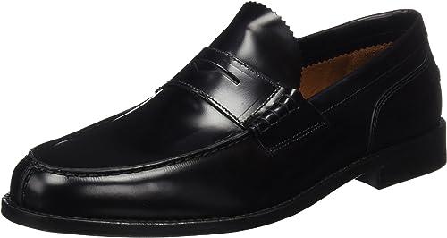 Lottusse L6902, L6902, L6902, Mocassins (Loafers) Homme, Noir (Jocker Pelar noir), 42.5 EU f57