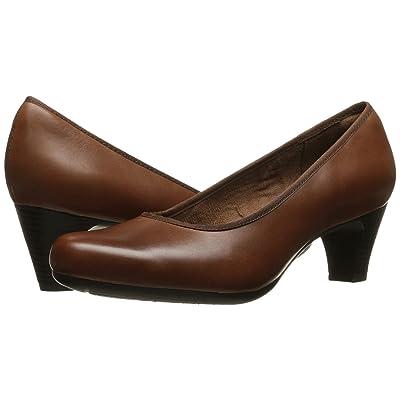 Rockport Hezra Pump (Almond Leather) Women