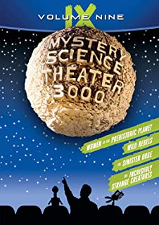 Mystery Science Theater 3000: Volume IX