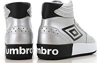Umbro Sneakers Basket Donna MOD. U181901AN-W Silver