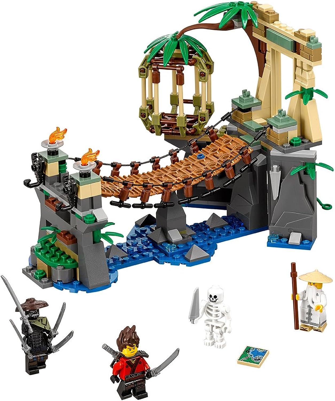 Hay más marcas de productos de alta calidad. Lego Ninjago 70608 - - - Cataratas del maestro  venta mundialmente famosa en línea