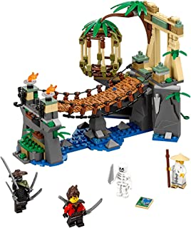 LEGO Ninjago Movie Master Falls 70608 Building Kit (312 Piece)