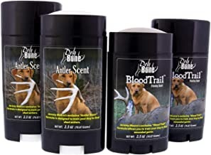 product image for ConQuest Scents DogBone Training Kit, 2 DogBone Antler Stick, 2 DogBone BloodTrail Stick