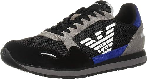 Emporio armani sneaker uomo X4X215XL200