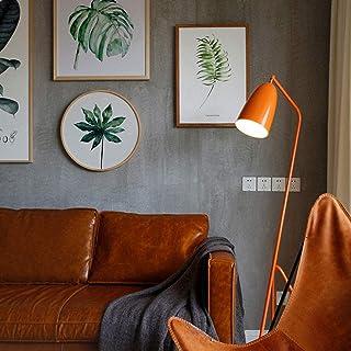 Lampes sur pied - Lampadaire en fer à personnalité moderne, lampe sur pied à arc industriel à trépied réglable pour chevet...