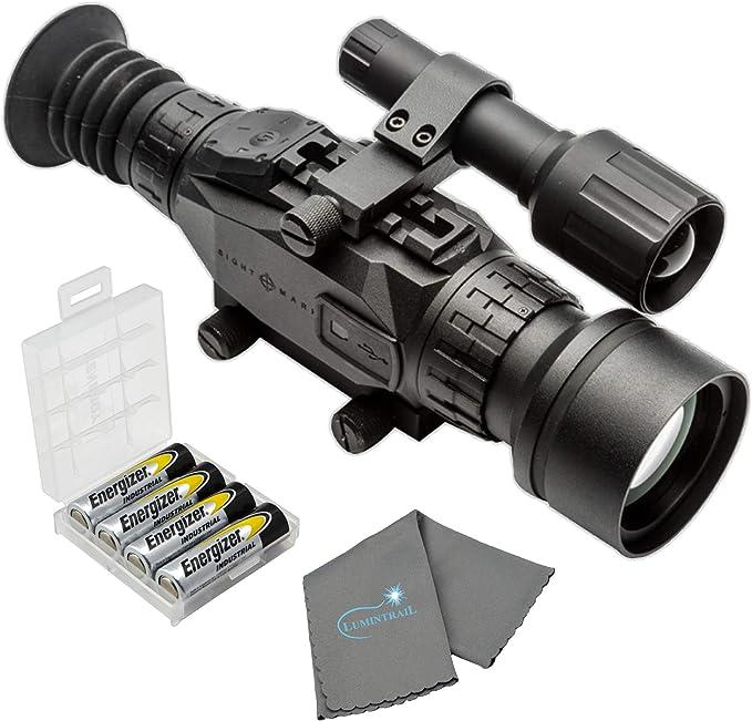 SightMark Wraith Digital Night Vision Riflescope - The Best Magnifying Scope