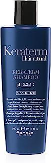 FANOLA Keraterm Disciplinante Keraterm Shampoo Capelli, 300 ml