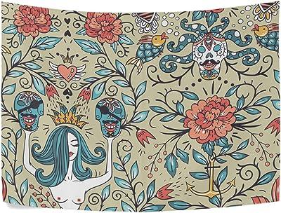MyDaily tapiz para colgar en la pared de poliéster, decoración del ...