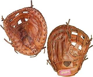 Shoeless Joe Gloves Fast Pitch Brown First Base Glove