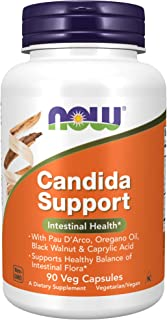 NOW Candida Support,90 Veg Capsules