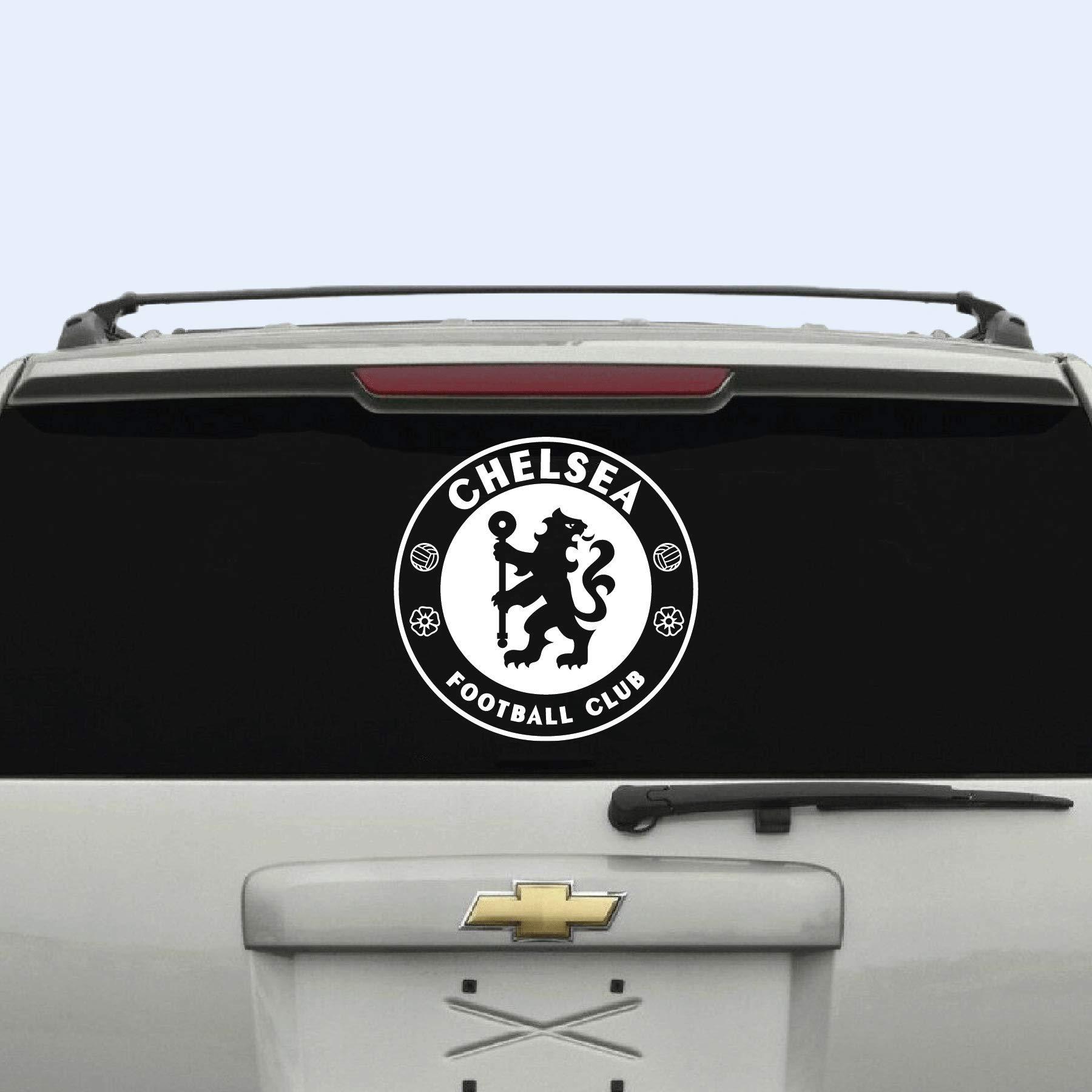 6 Chelsea Fc Car Window Decal Sticker Football Club Buy Online In Angola At Angola Desertcart Com Productid 172643615 [ 1800 x 1800 Pixel ]