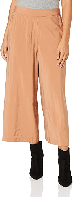 FATE + BECKER Women's Eclipse Wide Leg Cropped Pants