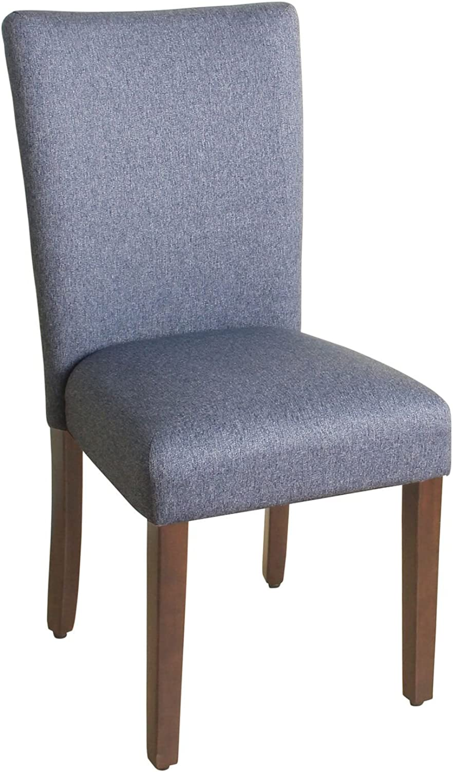 Kinfine Parsons Classic Dining Chair, bluee (Single Pack)