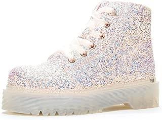 yru slayr glitter boots