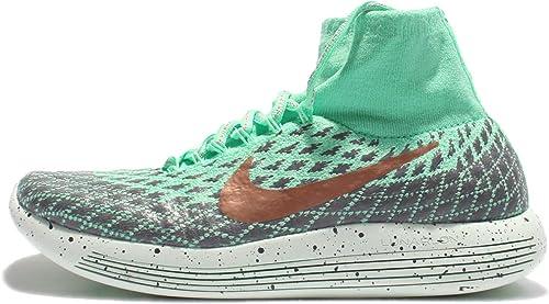 Nike 849665-300 Chaussures de Trail FonctionneHommest, Femme, Vert (vert GFaible MTLC Filet Bronze Dark gris), 42